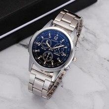 Lover's Man's Womens Quartz Analog Wrist Delicate Watch Cloc