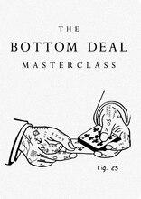 The bottom deal masterclass por daniel madison-truque de magia