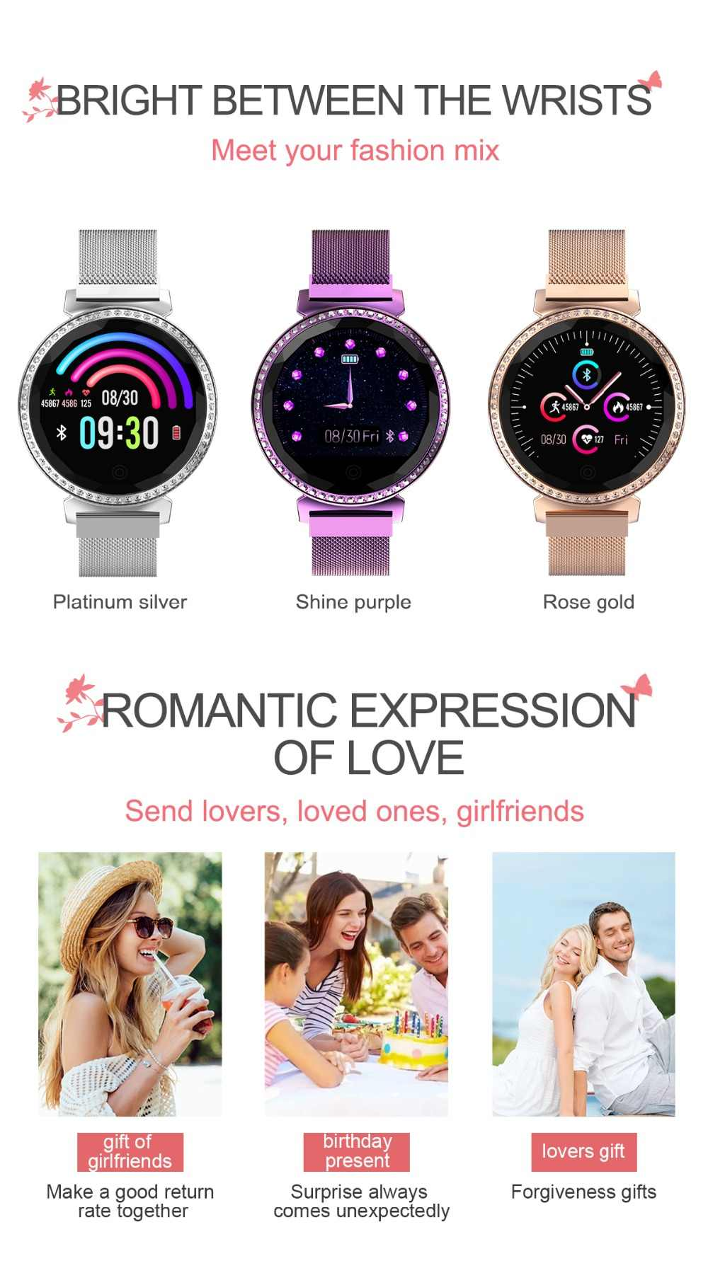 MC11 часы, мониторинг сердечного ритма, кровяного давления, водонепроницаемые, Bluetooth, фитнес, шагомер, пульт дистанционного управления, напоминание о потере телефона