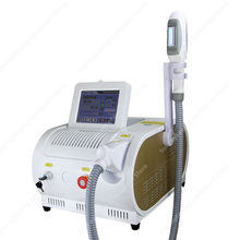 One handle SHR E-LIGHT/OPT /IPL Hair Removal Machine 640/530/480nm wavelength for removing hair and skin rejuvenation