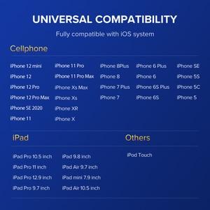 Image 5 - يو جرين MFi كابل USB لايتنينج لهاتف آيفون 12 mini Pro Max كابل بيانات للشحن السريع لهاتف آيفون X XR 11 8 كابل شاحن للهاتف المحمول