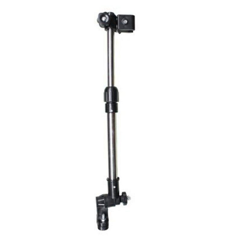 Spor ve Eğlence'ten Dış Mekan Aletleri'de Baby Kid Umbrella Stroller Pram Umbrella Stand Stretch Parts Holder Adjustable title=