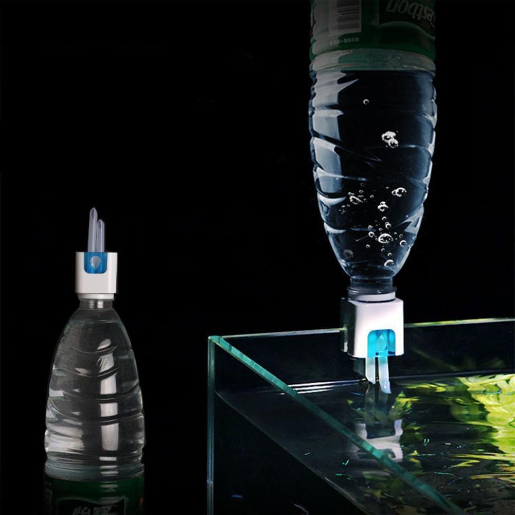 Mini Nano Hang On Auto Water Filler Refill Top Off System Aquarium Sytem ABS Plastic Aquarium Fish Tank Automatic Water Hydrator