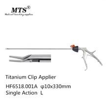 MTS Laparoskopische Chirurgische Instrumente Endoskopische Titan Clip Klammerapplikations Für krankenhaus Chirurgische zimmer und medizinische lehre praxis
