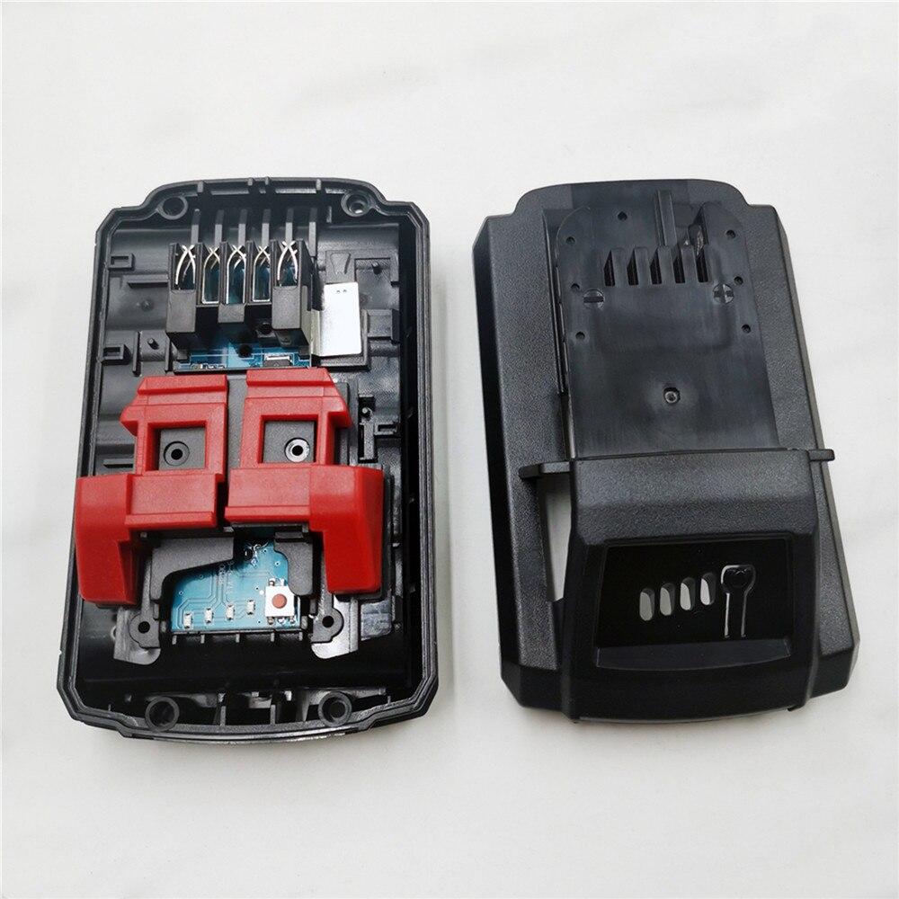 Купить сменный чехол для аккумулятора 18 в 21700 ач milwaukee m18 аксессуары