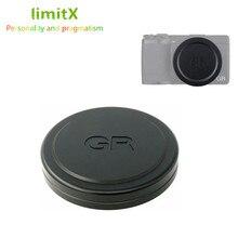 Acessórios da câmera capa de lente para ricoh gr iii/gr ii/gr2/gr3 câmeras protetor de lente