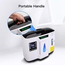 Concentrateur d'oxygène Portable pour la maison, purificateur d'air, 7l, Version anglaise