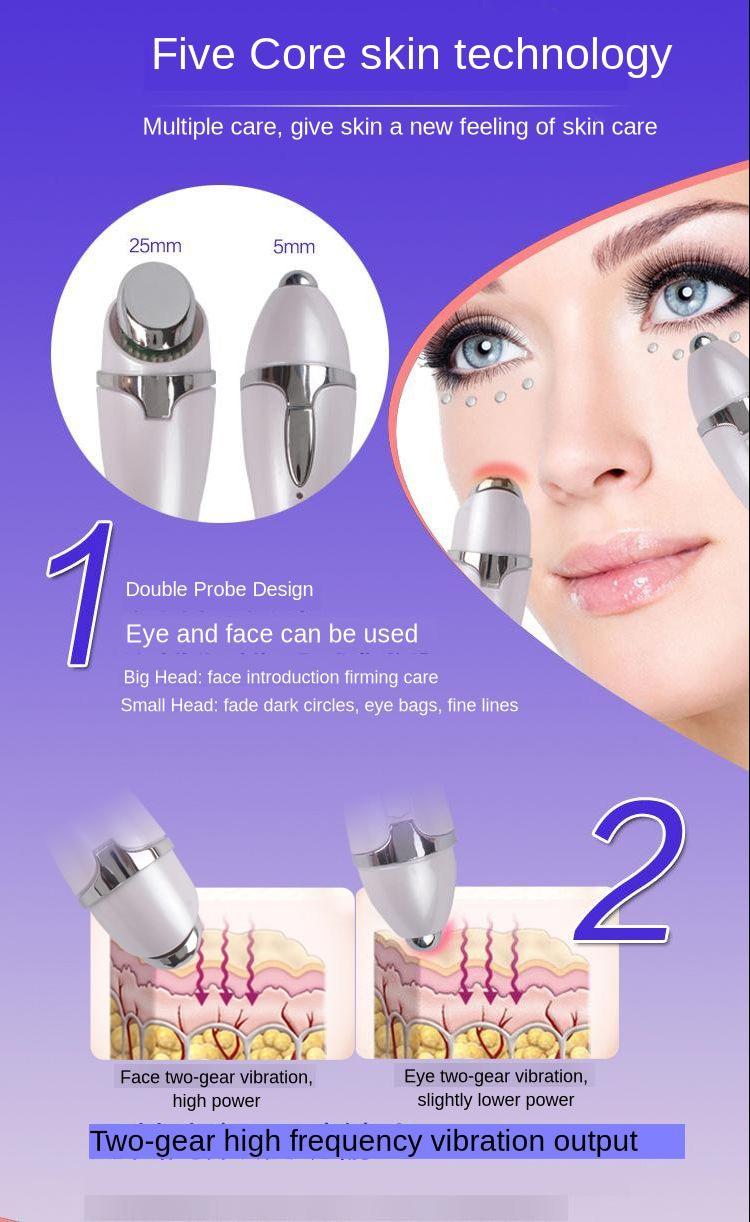 Massageador de olho remover círculos escuros rugas