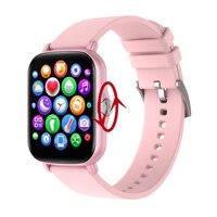 2021 männer Frauen Smart Uhr Nachricht Push Bluetooth Anruf 8 Sport Modus Fitness Tracker Smartwatch Herz Rate Schlaf Monitor Uhr