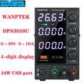 DPS3010U 0-30V 0-10A 300W Schalt Dc-netzteil 4 Ziffern Display LED Hohe Präzision Einstellbar Mini netzteil