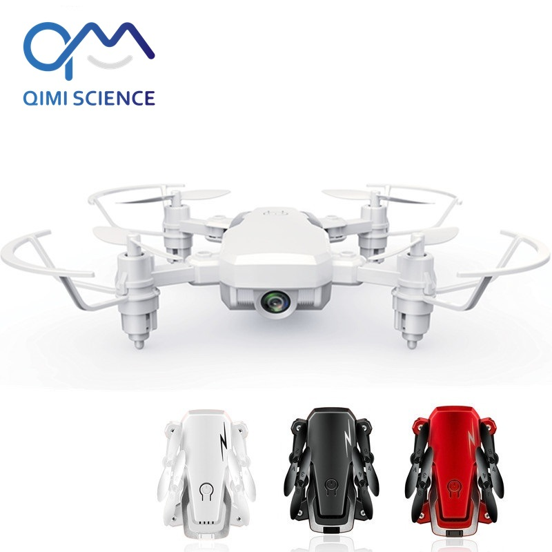New Products Txd-g1 Unmanned Aerial Vehicle Folding Mini Quadcopter Set High WiFi Real-Time Transmission Aerial Photography