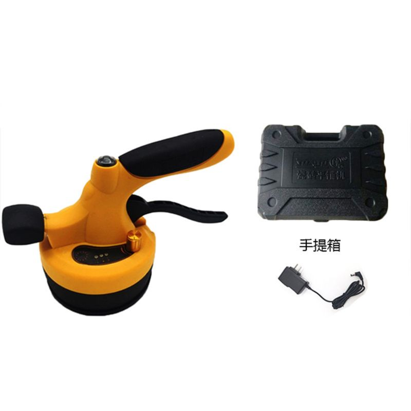 Multipurpose Wireless Tile Leveling Machine Tile Floor Portable Power Tool Lithium Battery Wall Tile Vibration Leveling