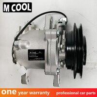 AIRCOM AC Compressor For Daihatsu charade hijet move kubota 4472206771 4472206750 4472605540 3C58197590