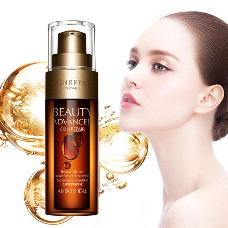 Ginseng Vitaminis Collagen Pore Minimizer Moisturizing Firm Aging Skin Care Hyaluronic Acid Anti Wrinkle Anti Aging