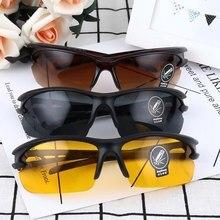 Fashion Sunglasses Night-Vision-Driver Goggles Light Night-Driving-Protective-Goggles