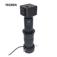 180x оптический зум объектив 50mp usb видеокамера электронный