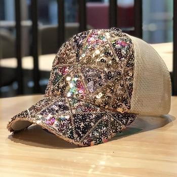Summer Baseball Caps Embroidery Mesh Cap Hats For Men Women Snapback Gorras hat Casual Hip Hop Caps Dad Casquette