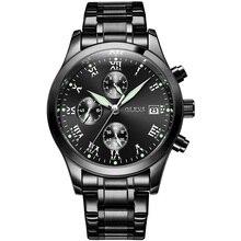 OLEVS Brand Men's Fashion Watches Men Sport Waterproof Quartz Watch Man Steel calendar Clock Wrist watches Relogio Masculino цена и фото