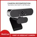 Оригинальная веб-камера Youpin Xiaovv HD USB 1080P веб-трансляция камера для прямой трансляции со встроенным микрофоном Автофокус для проведения встреч - фото