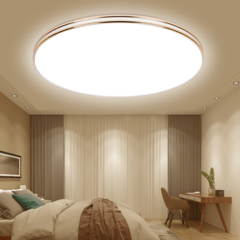 LED Ceiling Light 72W 36W 24W 18W 12W Down Light Surface Mount Panel Lamp AC 220V Modern Lamp For Home Decor Lighting
