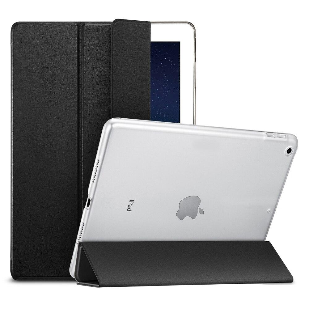 Stand Flip caso para Apple iPad Mini 4 2015 Mini4 A1538 A1550 3G Wi-Fi LTE de cuero de la PU caso magnético Auto Wake/Sleep Smart Cover