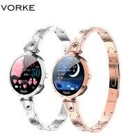 Vorke VM4 Smart Watch Luxury Women 2019 New ladies fashion Waterproof blood pressure blood Bluetooth Fitness Tracker Bracelet