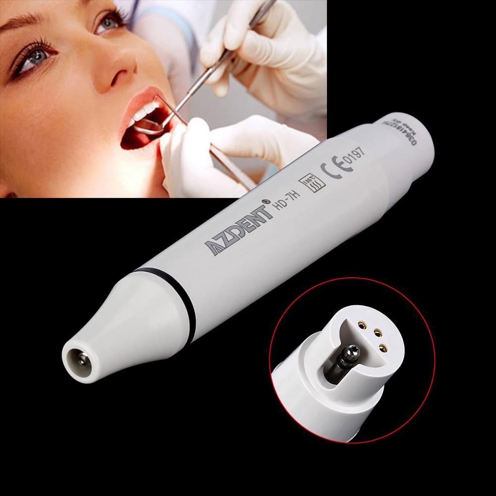 1pc Dental Ultrasonic Scaler Handpiece Detachable Ultrasonic Piezo Scaler Handle For SATELEC DTE  Series Device
