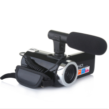 3 inch18X Digital Zoom Vlogging Camera Digital Camera Video Camcorder Microphone