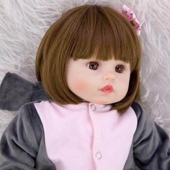 Кукла-младенец KEIUMI KUM18CB09-LW14 5