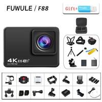 F88 Eis Anti-Shake Actie Camera Ultra Hd 4K / 60fps Wifi 2.0