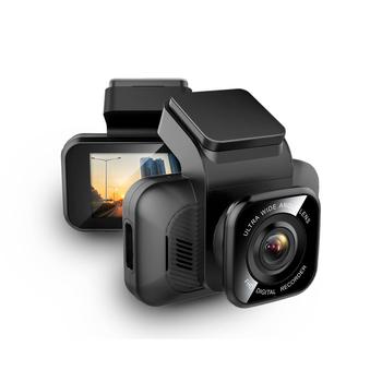 W boksie A12 kamera na deskę rozdzielczą wideorejestrator samochodowy podwójny obiektyw Night Vision rejestrator parkowania 1296P 4Mega pikseli wideorejestrator samochodowy z kamera wifi tanie i dobre opinie NoEnName_Null Mstar Ukryty Typ Klasa 10 2-5minutes 105 °-140 ° Samochód dvr 2340x1296 NONE G-sensor Detekcja ruchu Cykl nagrywania
