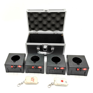 Image 2 - D04 D06 D08 D10 D12 remote control 12 channel receiver trigger stage effect wedding machine fountain fireworks base firing