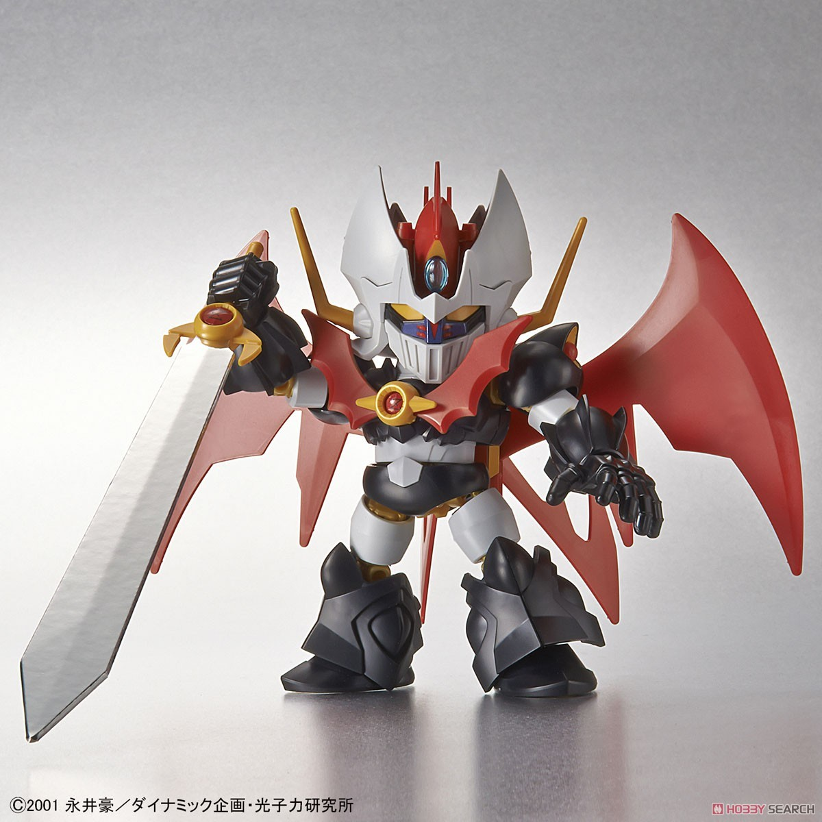 MAZINGER Z SD <font><b>BB</b></font> CROSS SILHOUETTE MAZINKAISER <font><b>Gundam</b></font> Mobile Suit Assemble Model Kits Action Figures Anime Gift (78) image
