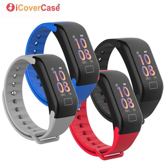 Smart Watch Wristband Blood Pressure IP67 Waterproof Wrist Band For Xiaomi Redmi 7 7A 6 6A 5A 5 Plus 4A 3S Note 7 6 5 Pro 4 4X 3