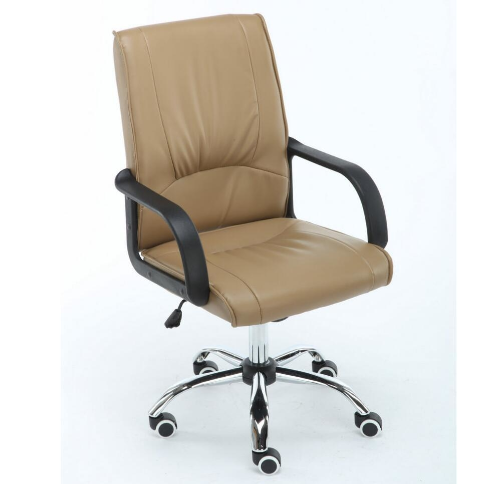 New Swivel Office Chair Ergonomic Lifting Home Computer Chair Moveable Adjustable Staff Conference Meeting Chair Sedie Ufficio