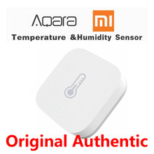 Xiaomi Aqara Smart Home Air Pressure Temperature Humidity Environment Sensor Smart control via Mihome APP Zigbee connection цена и фото
