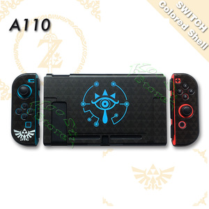 Image 5 - Nitendo Nintend Switch Thin Protective Hard PC Case NS Cover Nintendoswitch Bag Protector Shell Grips Cover for Nintendo Switch