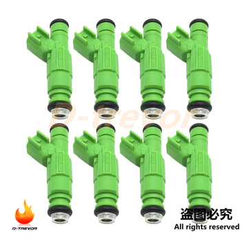 8pcs 0280156007 fuel injector for 2001-2007 Chrysler Dodge Caravan Voyager 3.3L V6