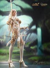 все цены на LUCIFER LXF1904A 1/6th Elf Emma Armor Ver. Myth 1/6 Action Figure body suits Toy онлайн