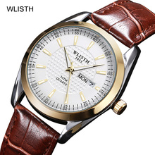 Wristwatch Retro Lover Top-Brand Creative Luxury Brown Fashion Casual Business Simple