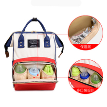 Diaper bags backpack Travel Bag Men Mummy Baby Care nappies stroller Bag Large Capacity Waterproof Business baby bag for mom