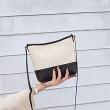 Women Bags Fashion Shoulder Messenger Bag Casual Wild Rhombic Handbags High Quality PU Leather Ladies Bag Crossbody Square Bags цена в Москве и Питере