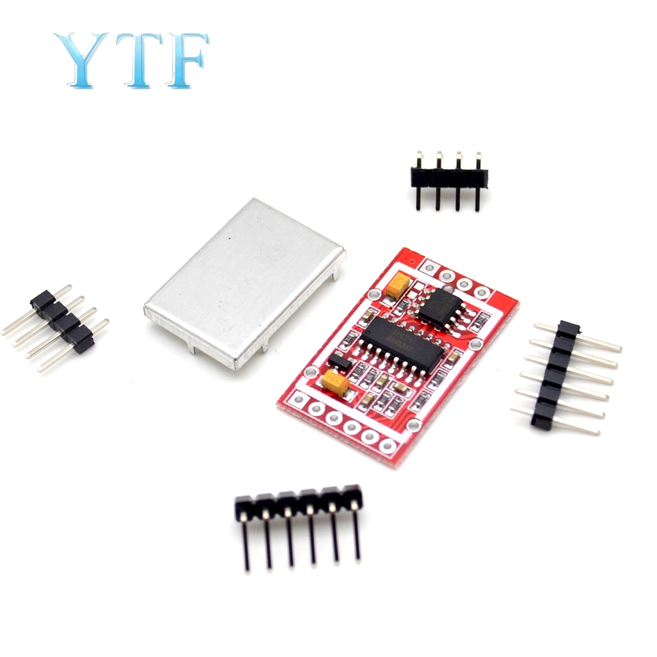 Weighing Sensor AD Module Dual-channel 24-bit A/D Conversion HX711 Shieding