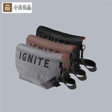 Yeni Xiaomi ATEŞLEME Spor Açık Omuz Crossbody Çanta Göğüs çanta Tarzı yüz kulesi erkek rahat sırt çantası