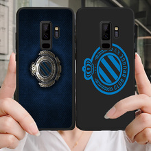 все цены на Phone Case Vanaken For Samsung Galaxy S10 S7 Edge DIY Transparent Soft TPU Club Brugge FC For S9 A5 A7 A8 J7 Prime Note 9 Note10 онлайн