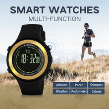 X-GEARWatches Outdoor Sports CountdownDouble Time Watch Alarm ChronoLED Digital Wristwatches  Clock Waterproof Relogio Masculino
