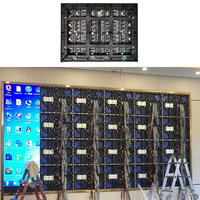 Pantalla LED para interiores, 4K, 8K, Pixel pequeño P1.25, Módulo De Pantalla LED, 200x150mm