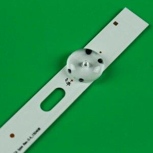 Image 2 - Original 3 PCS 8LED 850mm LED backlight strip for LG 43UH6030 43UF640 HC430DGN SLNX1 UF64_UHD_A 43LH60FHD 43UH6100 EAV63192501