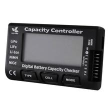 Checker Battery Voltage-Tester Digital Lipo Nimh Cellmeter-7 Life-Li-Ion RC Nicd