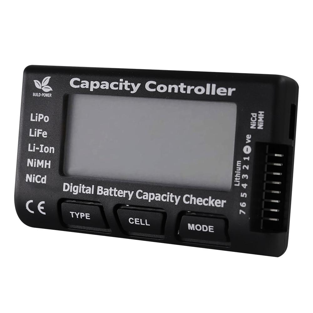 Устройство для проверки емкости аккумуляторов Li-Ion Nicd NiMH